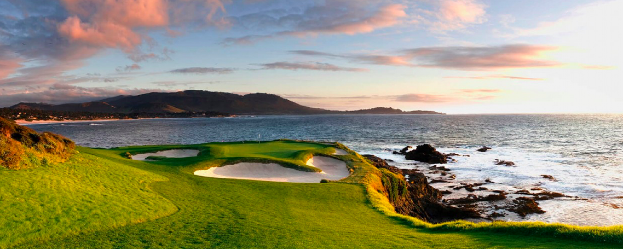Pebble Beach, USA
